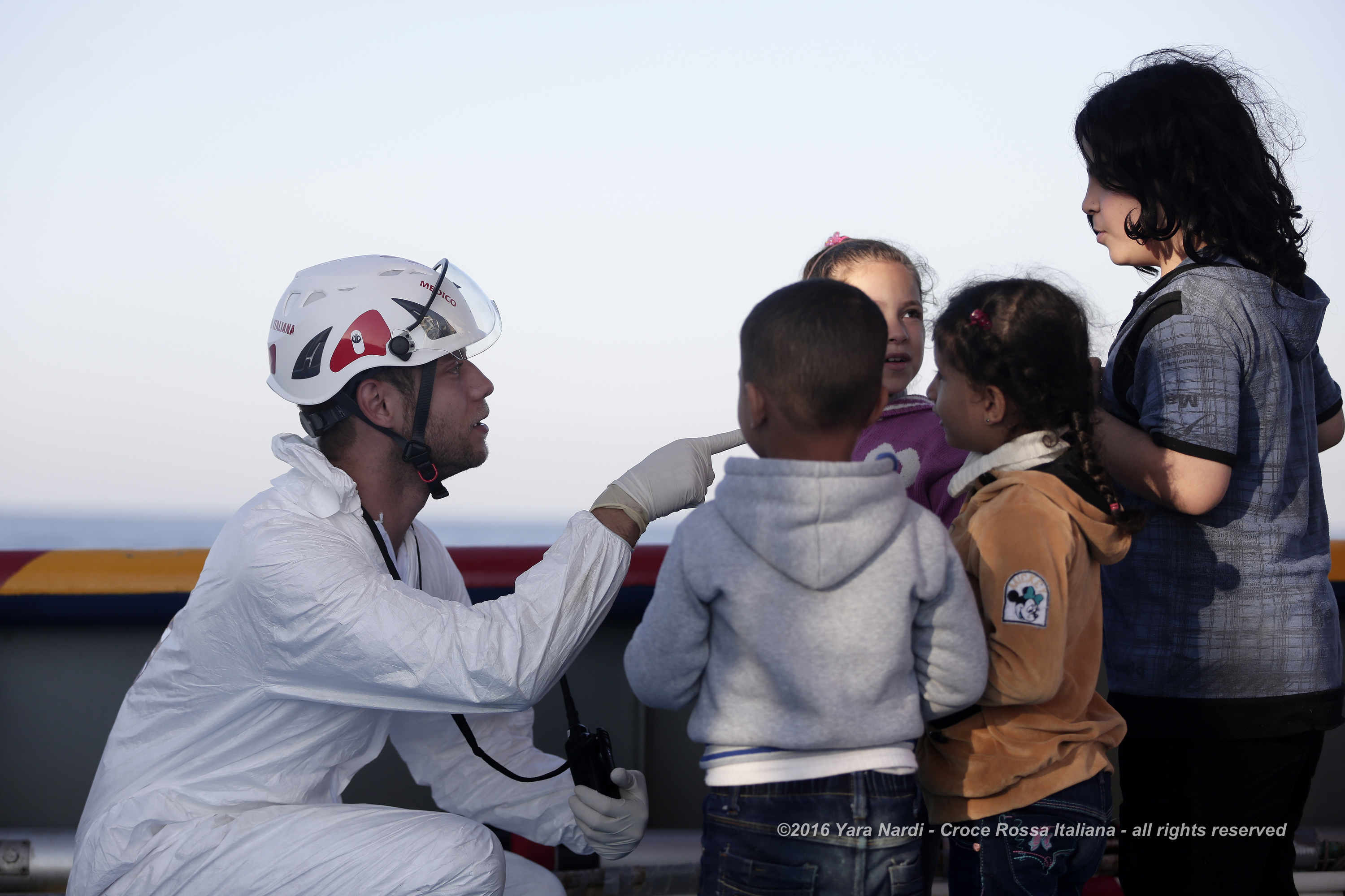 A day in the life of a volunteer in the Mediterranean Sea