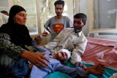 India – Clashes in Kashmir: Main hospital overwhelmed of wounded people