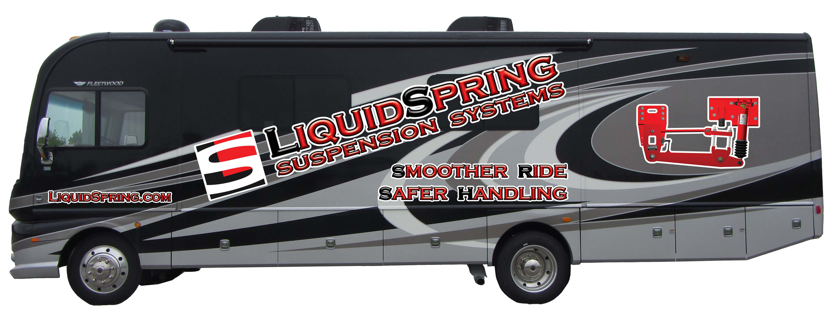 LiquidSpring™ LLC – New CLASS® technology for suspensions