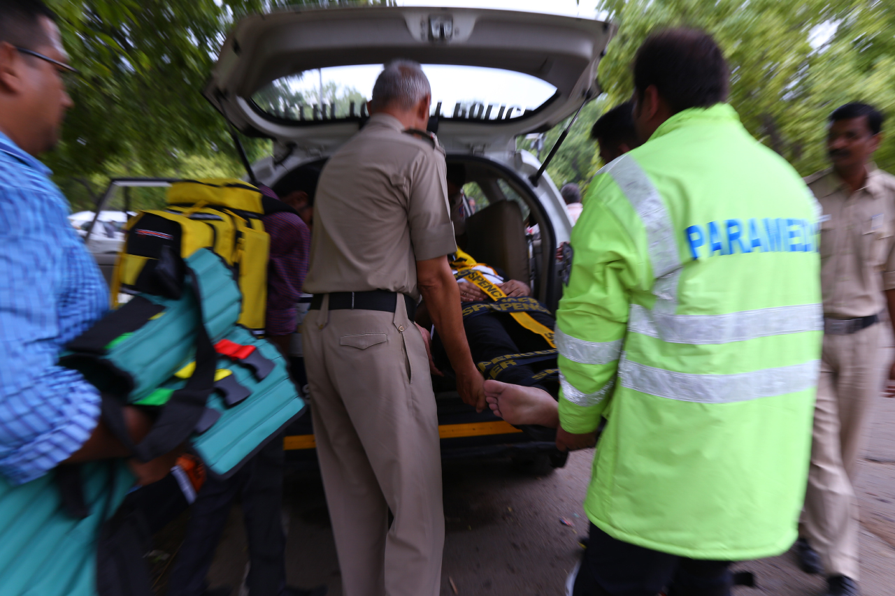 Emergency Services in India, the new standard will improve safety and treatment