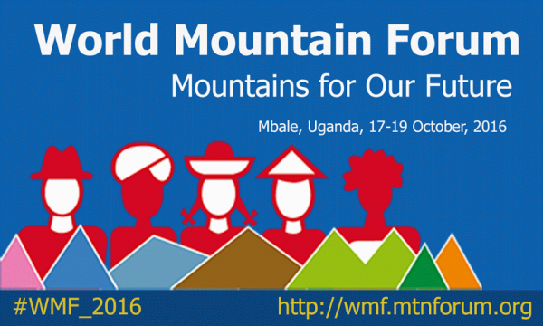 Uganda – World Mountain Forum 2016