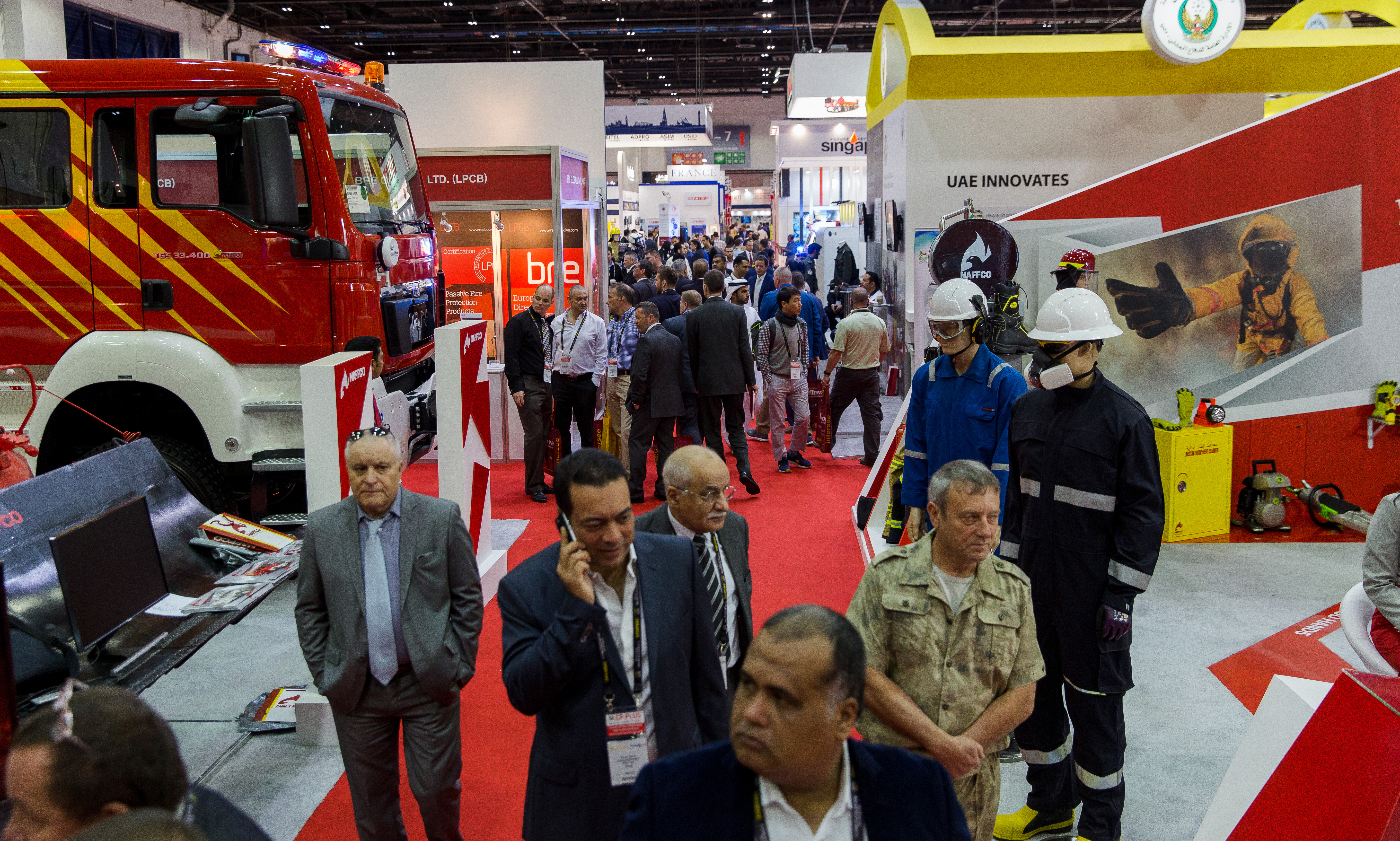 Intersec 2017 – Delegates for fire equipment upgrades regulation fuel demans are told at Intersec Saudi Arabia roadshow