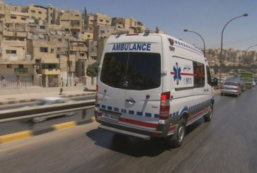 Swiss made ambulances will improve safety and technologies of the Jordanian Civil Defence