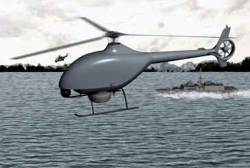 French Navy's future tactical VTOL drone system: DCNS and Airbus Helicopters join forces