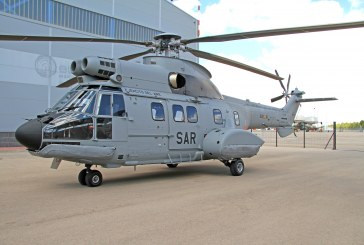 Airbus Helicopters – Spanish Air Force takes delivery of its first H215