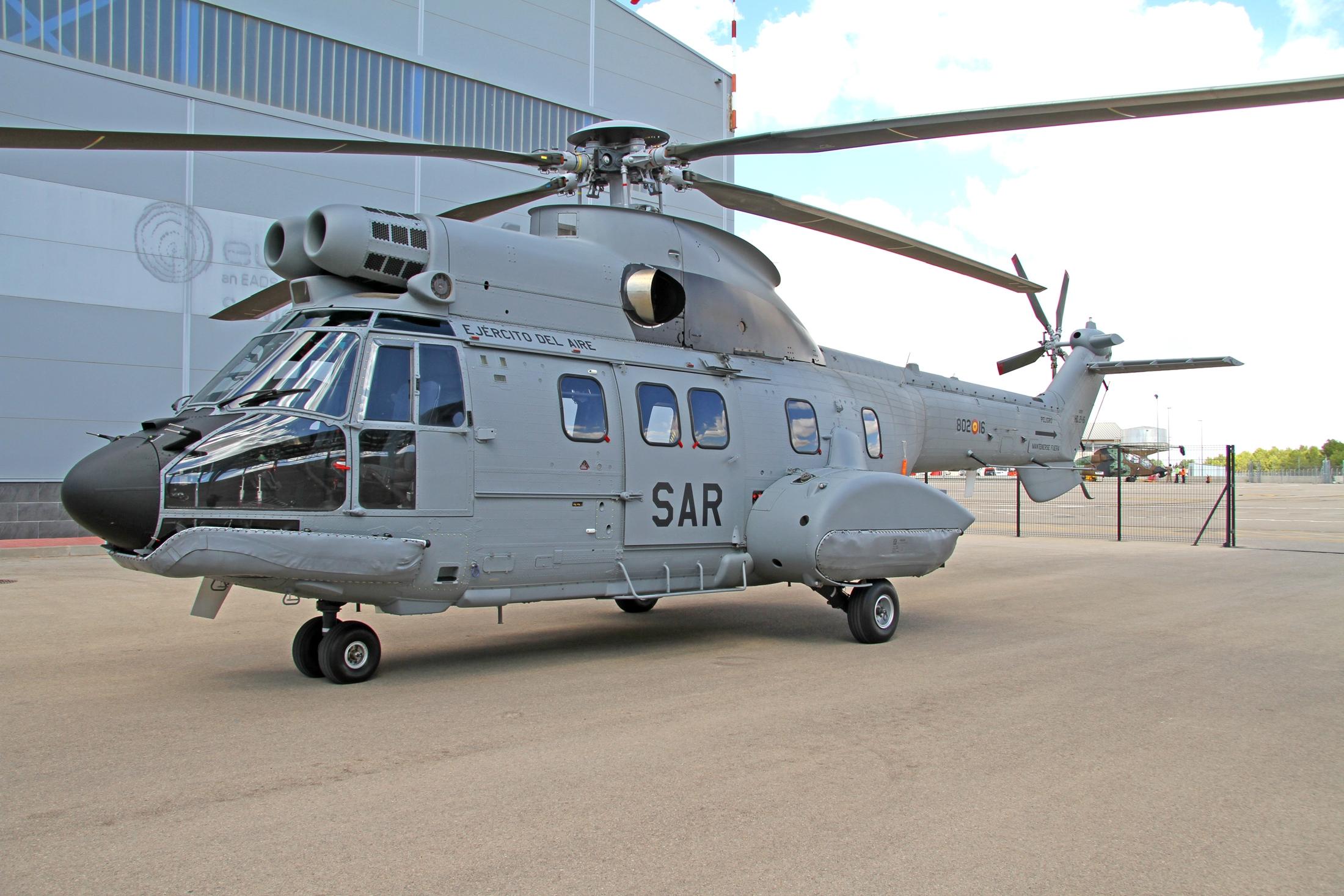 Emergency Live | Airbus Helicopters - Força Aérea Espanhola recebe seu primeiro H215