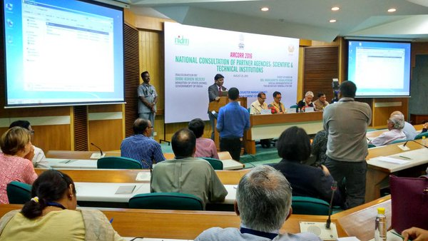 India – Asian Ministerial Conference on Disaster Risk Reduction 2016