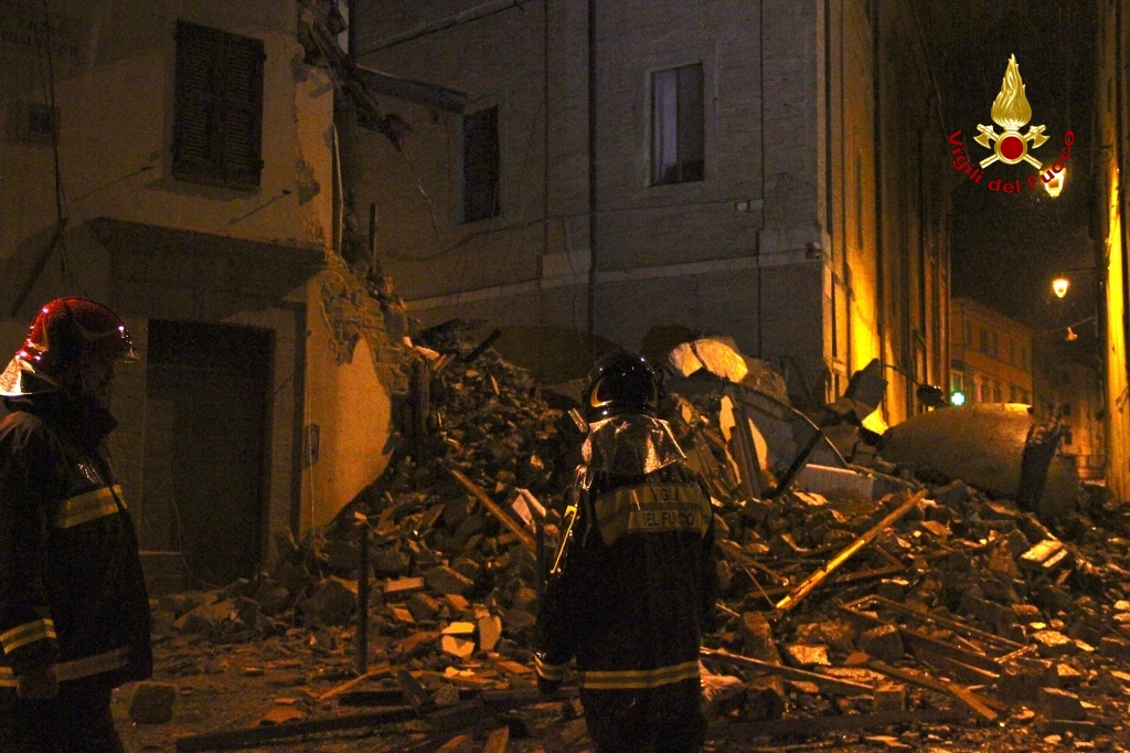 Central Italy frightened again: new earthquake shakes the ground
