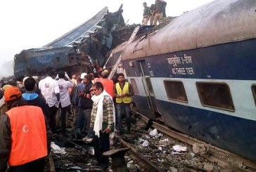INDIA – Derailed train provokes new victims and harm