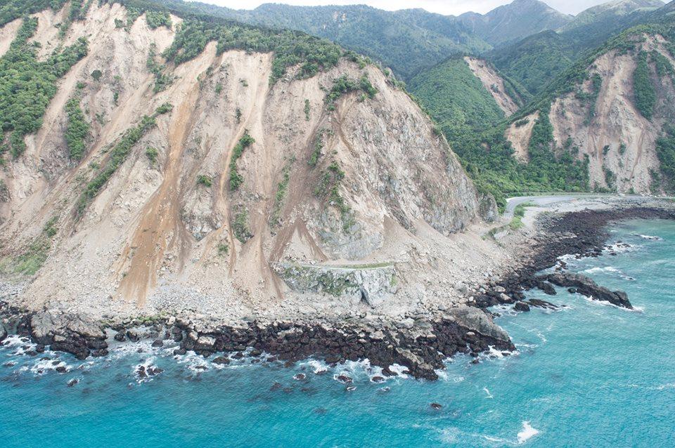 7.8 Magnitude earthquake shakes New Zealand
