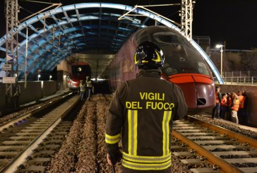 High speed rail management: what if a big emergency occurs?