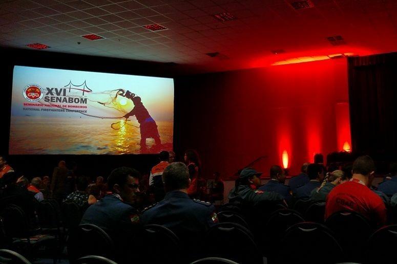 Emergencia en vivo | Eche un vistazo al seminario de SENABOM en Florianópolis, Brasil imagen 7
