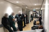 20 Ambulance Crew Queues Inside Hospitals: Some problems with NHS organization?