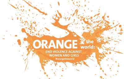 #ORANGETHEWORLD – International Day for the Elimination of Violence against women and girls