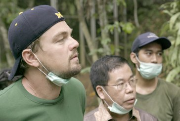Civil Protection, outliving and resilience. Leonardo di Caprio demonstrates how we are distroying our planet