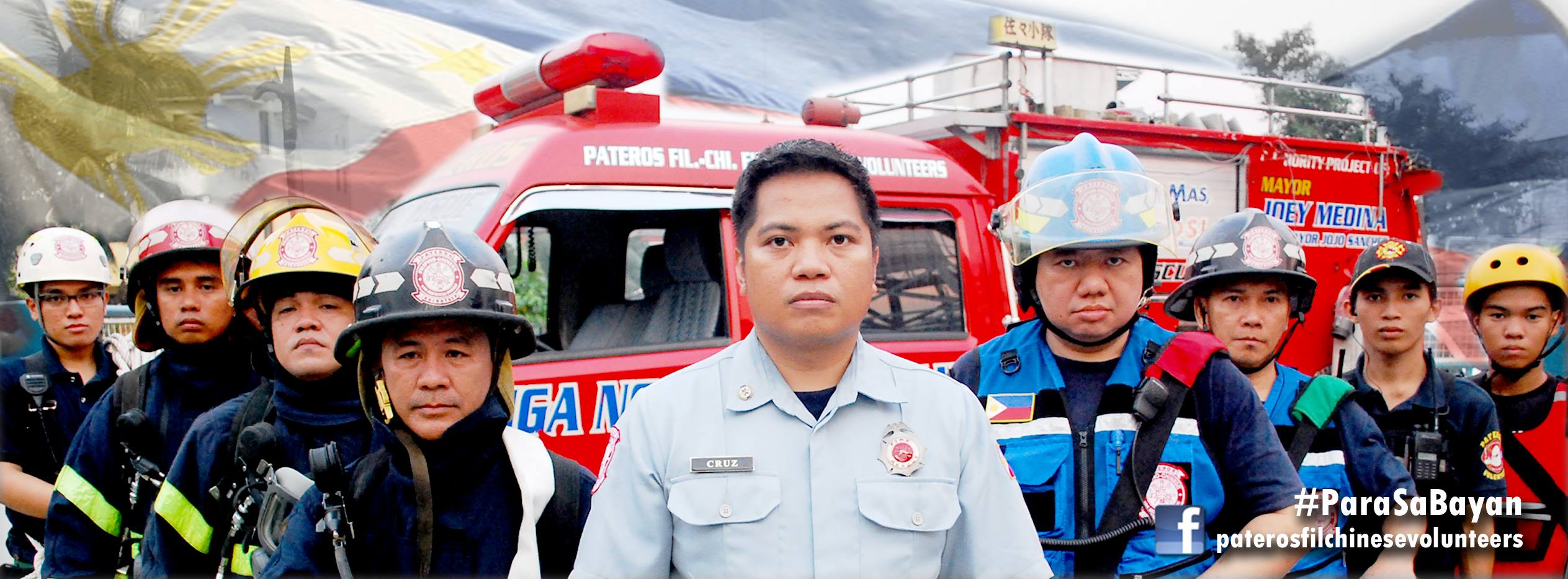 Pateros Volunteer Fire & Rescue Brigade from Philippines - 10th Year Anniversary | Emergency Live 5