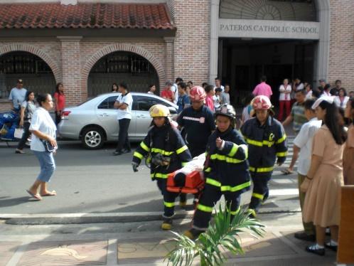 Emergency Live | Brigada Voluntária de Bombeiros e Resgate Pateros das Filipinas - aniversário de 10 anos image 26