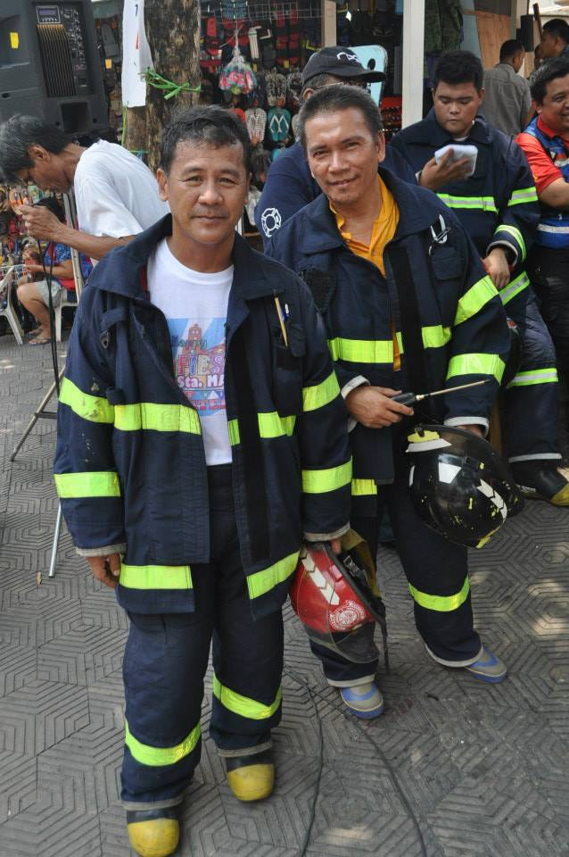Pateros Volunteer Fire & Rescue Brigade from Philippines - 10th Year Anniversary | Emergency Live 6