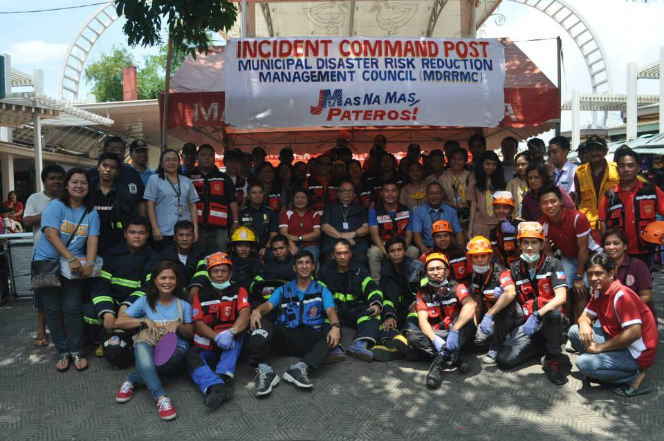 Pateros Volunteer Fire & Rescue Brigade from Philippines - 10th Year Anniversary | Emergency Live 7