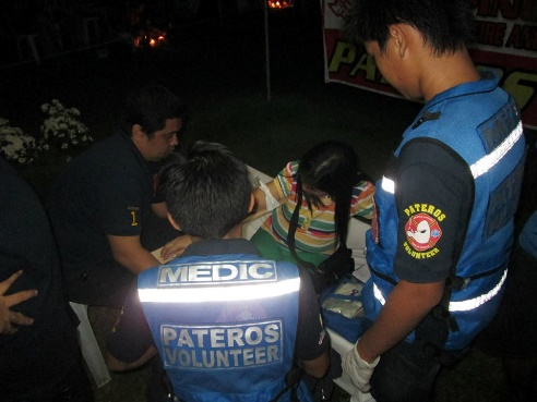 Emergency Live | Brigada Voluntária de Bombeiros e Resgate Pateros das Filipinas - aniversário de 10 anos image 27