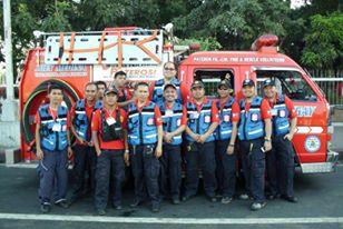 Emergency Live | Brigada Voluntária de Bombeiros e Resgate Pateros das Filipinas - aniversário de 10 anos image 11