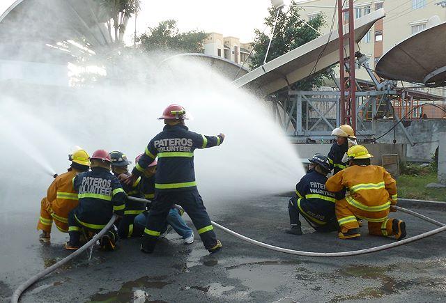 Emergency Live | Brigada Voluntária de Bombeiros e Resgate Pateros das Filipinas - aniversário de 10 anos image 12