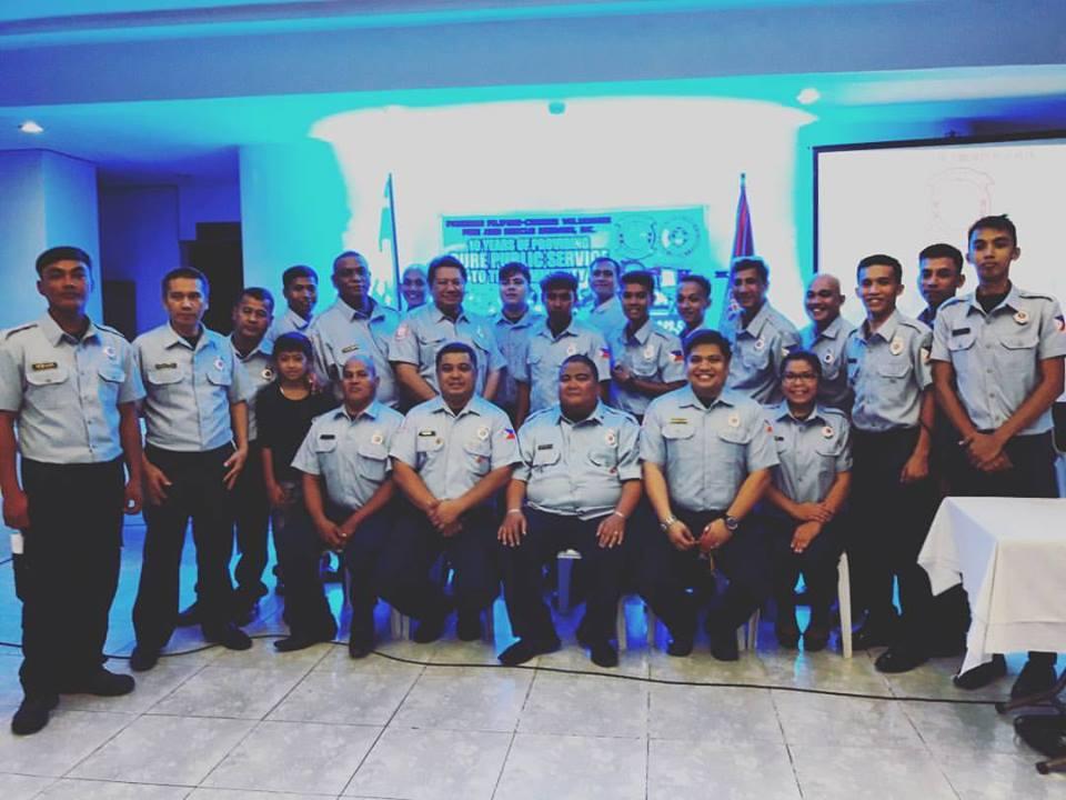 Emergency Live | Brigada Voluntária de Bombeiros e Resgate Pateros das Filipinas - aniversário de 10 anos image 15