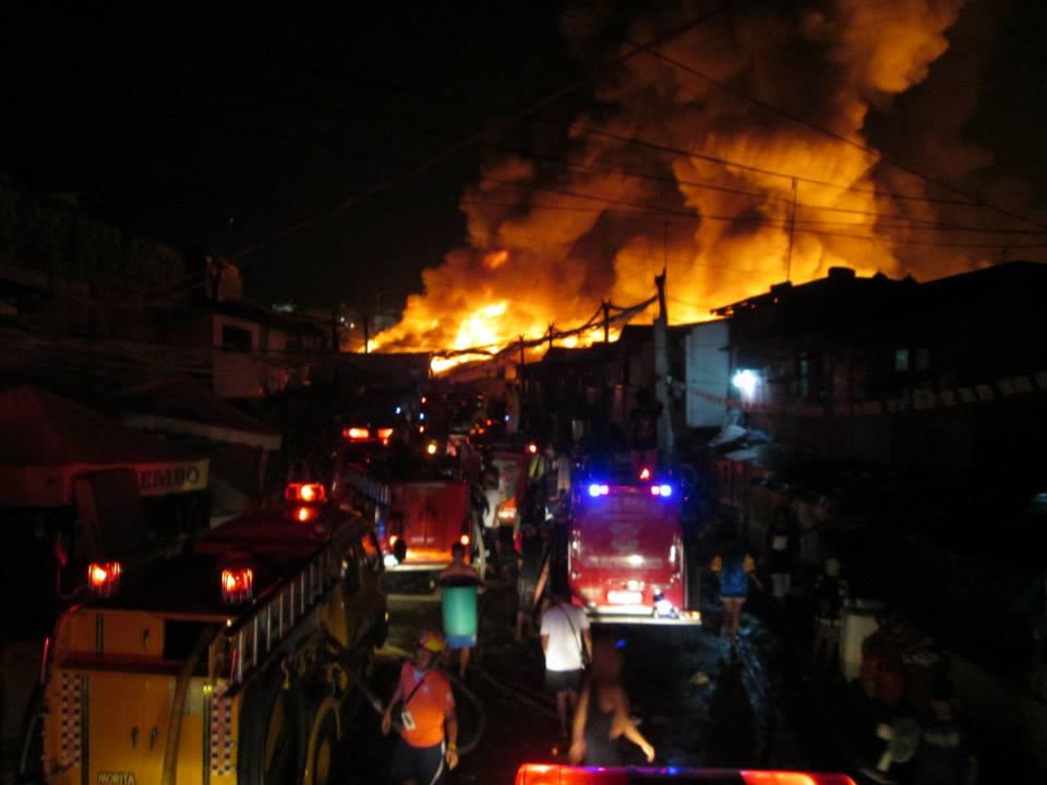 Emergency Live | Brigada Voluntária de Bombeiros e Resgate Pateros das Filipinas - aniversário de 10 anos image 17