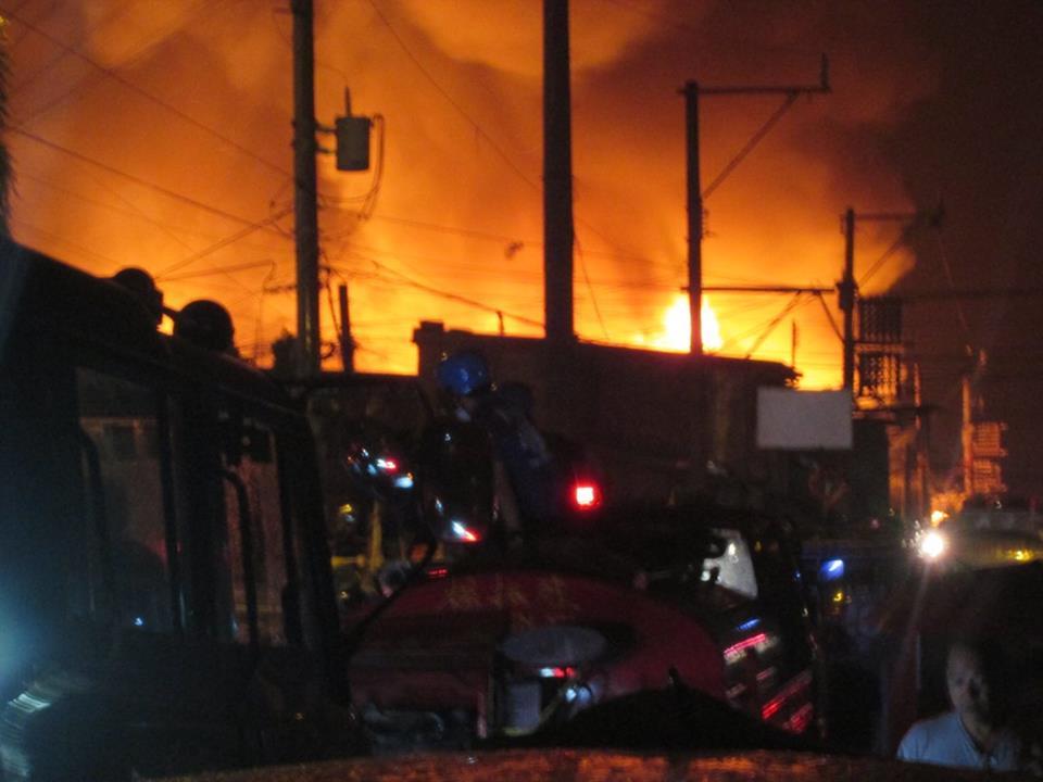 Emergency Live | Brigada Voluntária de Bombeiros e Resgate Pateros das Filipinas - aniversário de 10 anos image 18