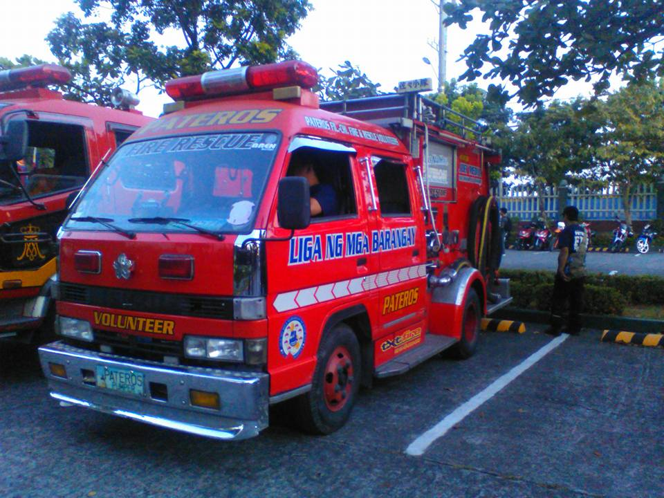 Pateros Volunteer Fire & Rescue Brigade from Philippines - 10th Year Anniversary | Emergency Live 3
