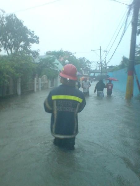 Emergency Live | Brigada Voluntária de Bombeiros e Resgate Pateros das Filipinas - aniversário de 10 anos image 23