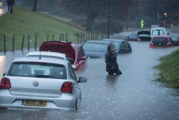 Storm Barbara, expected on Friday in UK