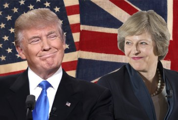 UK health services could be part of US trade deal between Theresa May and Donald Trump