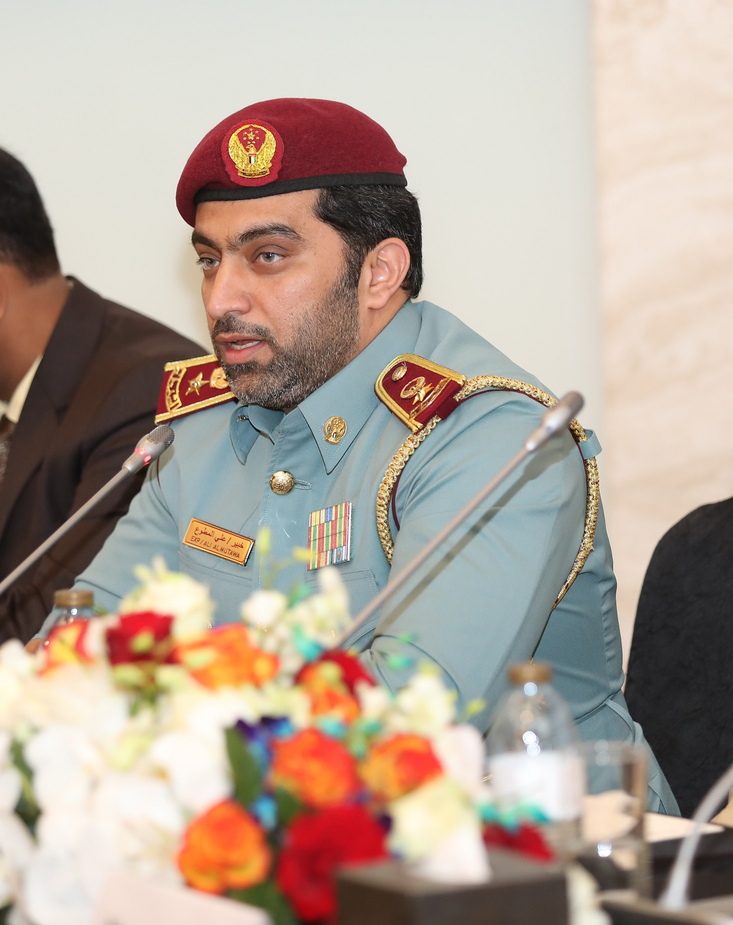 Lt. Col. Ali Al Mutawa