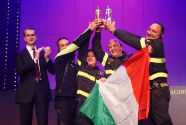 The Conrad Dietrich Magirus Award recognizes the courageous efforts of fire brigades around the world.