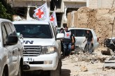 6 Red Cross members killed in Afghanistan during a deliberate act of violence that target the Red Cross Symbol