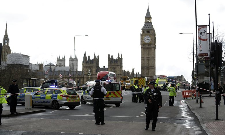 London: Attack at the Parliament – Official Updates