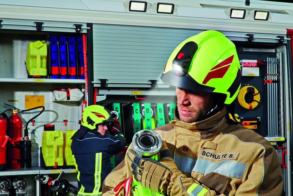 Emergencia en vivo | Rosenbauer: HEROS-titan en camino hacia el éxito image 1