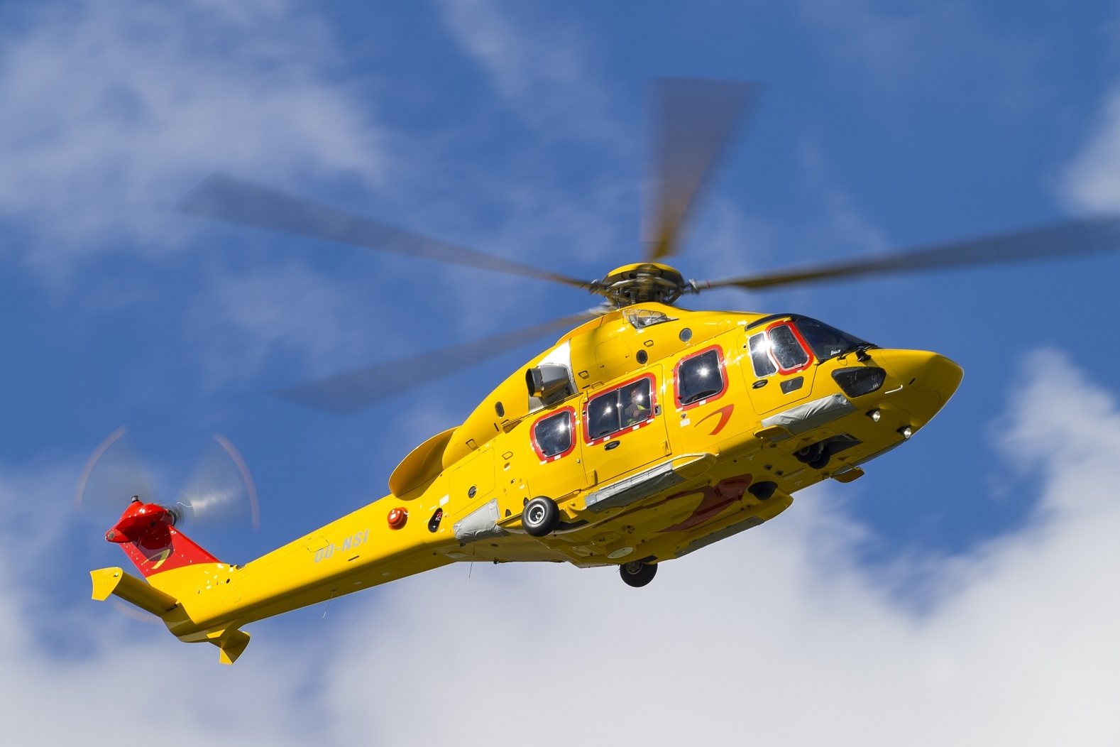 Airbus Helicopters: NHV's H175 fleet reaches 10,000 flight hours