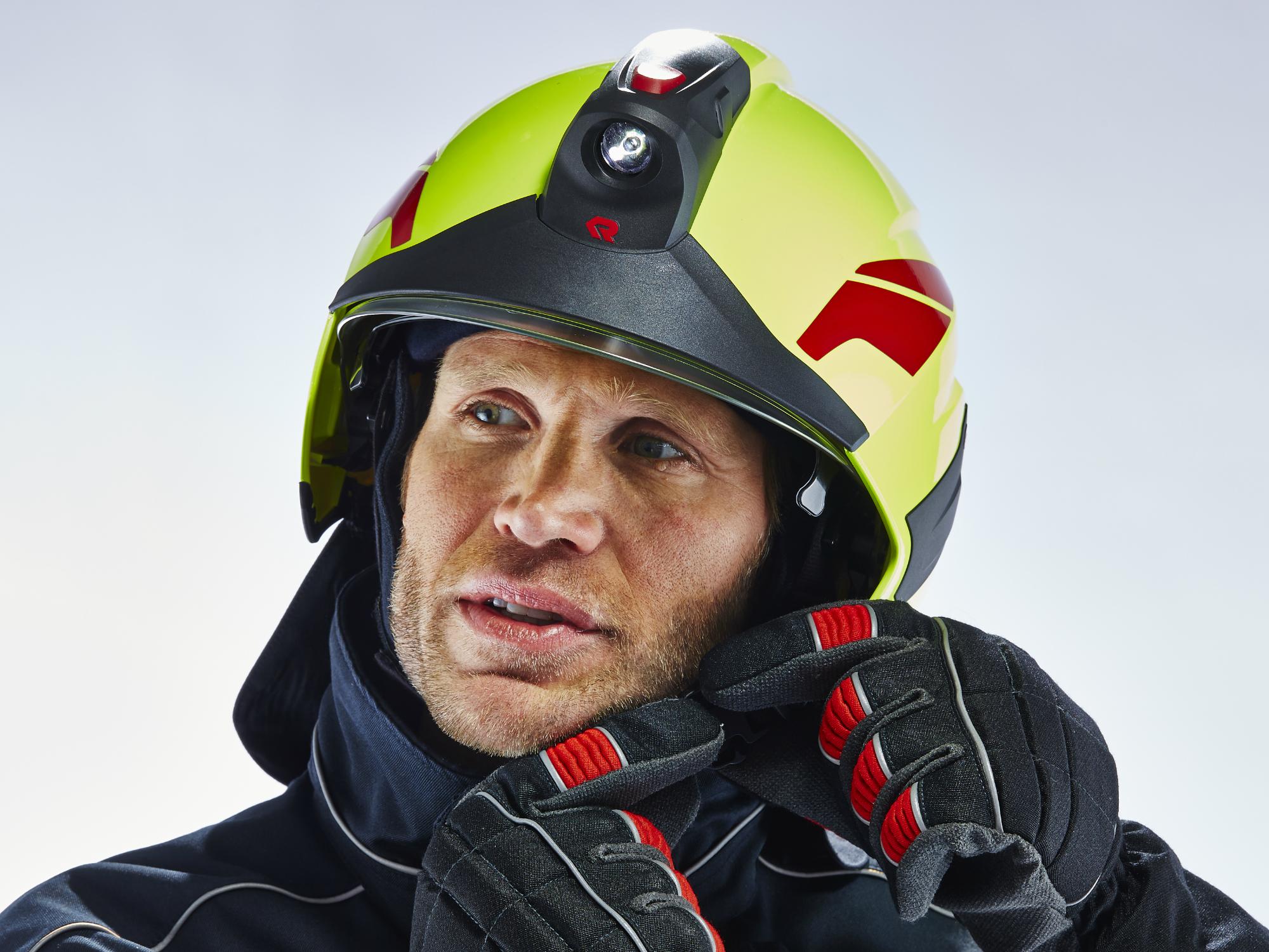 Emergencia en vivo | Rosenbauer: HEROS-titan en camino hacia el éxito image 3