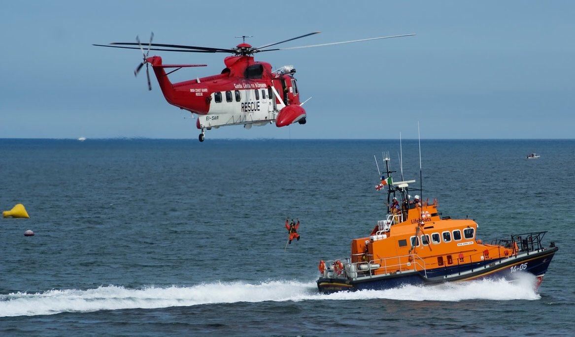 Ireland – Captain Dara Fitzpatrick lost life in Coast Guard crash