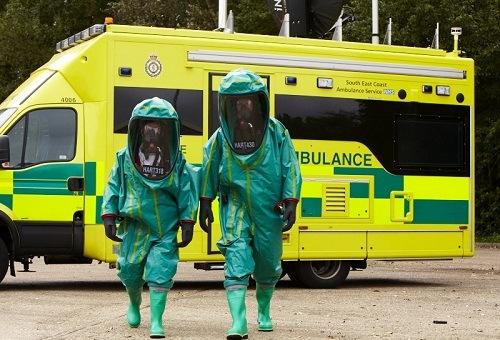 The operative debut of Ambulance HART