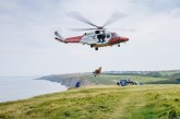 Lee-on-Solent starts flying with new AW189 Search and Rescue helicopters