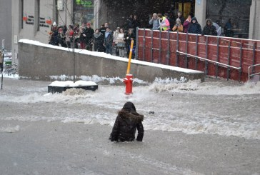 Canada – Emergency in Montreal for heavy floods
