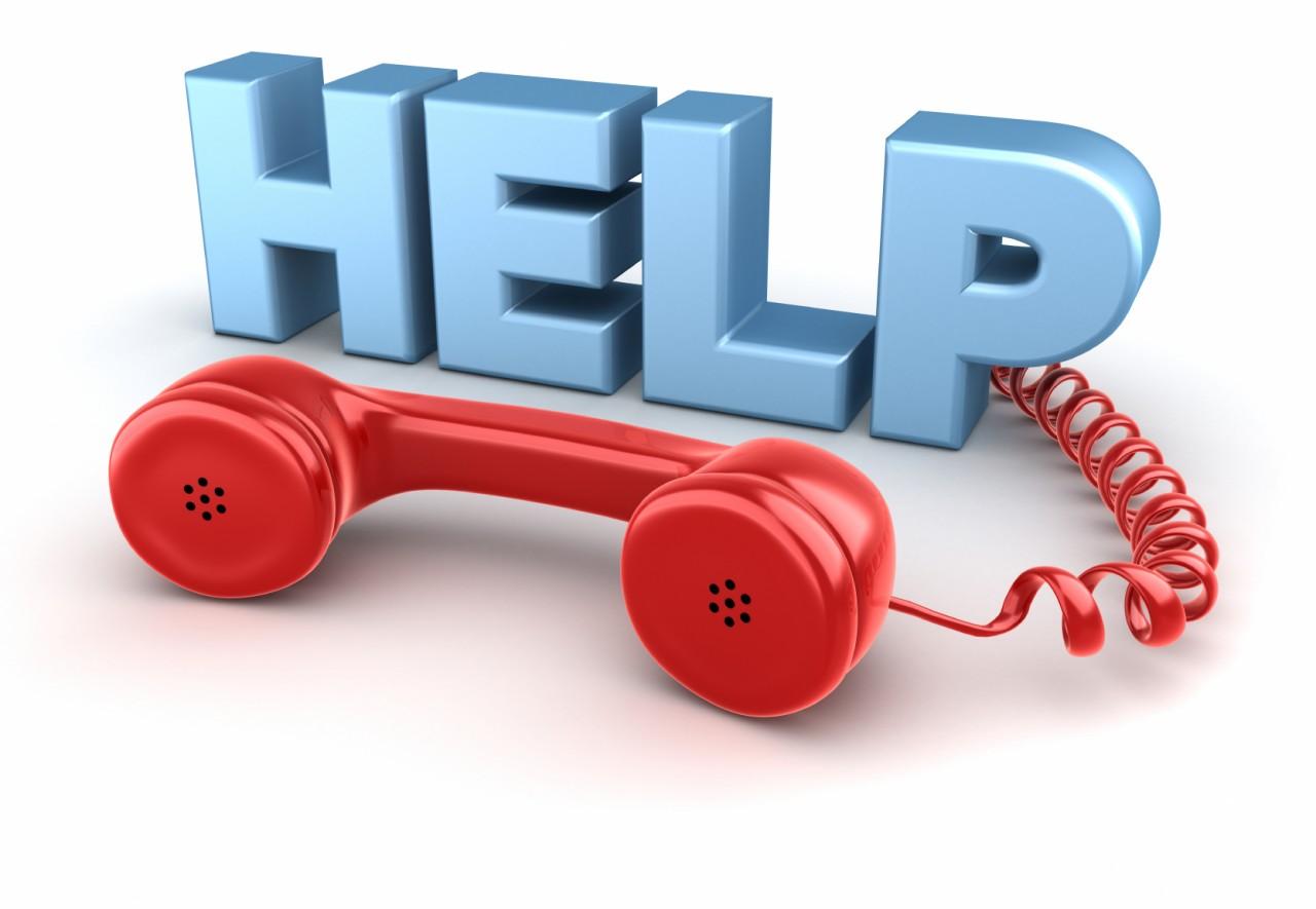 Bezplatné linky pomoci v Spojenom kráľovstve na pomoc ľuďom s ...