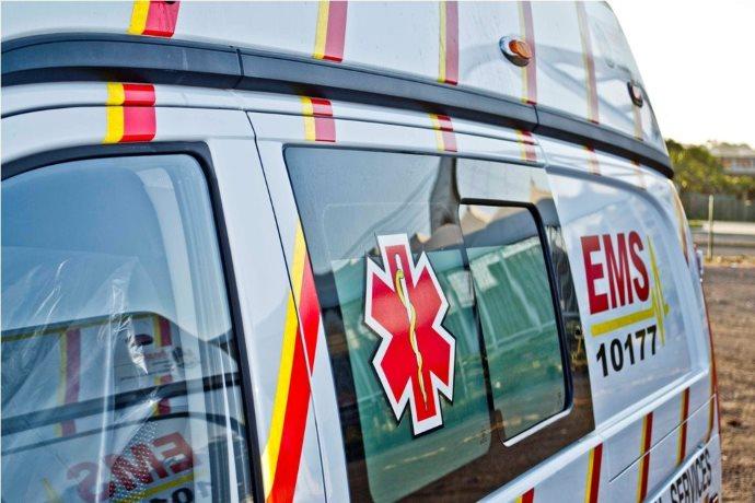 KZN EMS Ambulance