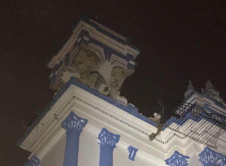 Emergencia en vivo | Terremoto de magnitud 8.2 en México, alerta de tsunami emitida imagen 4