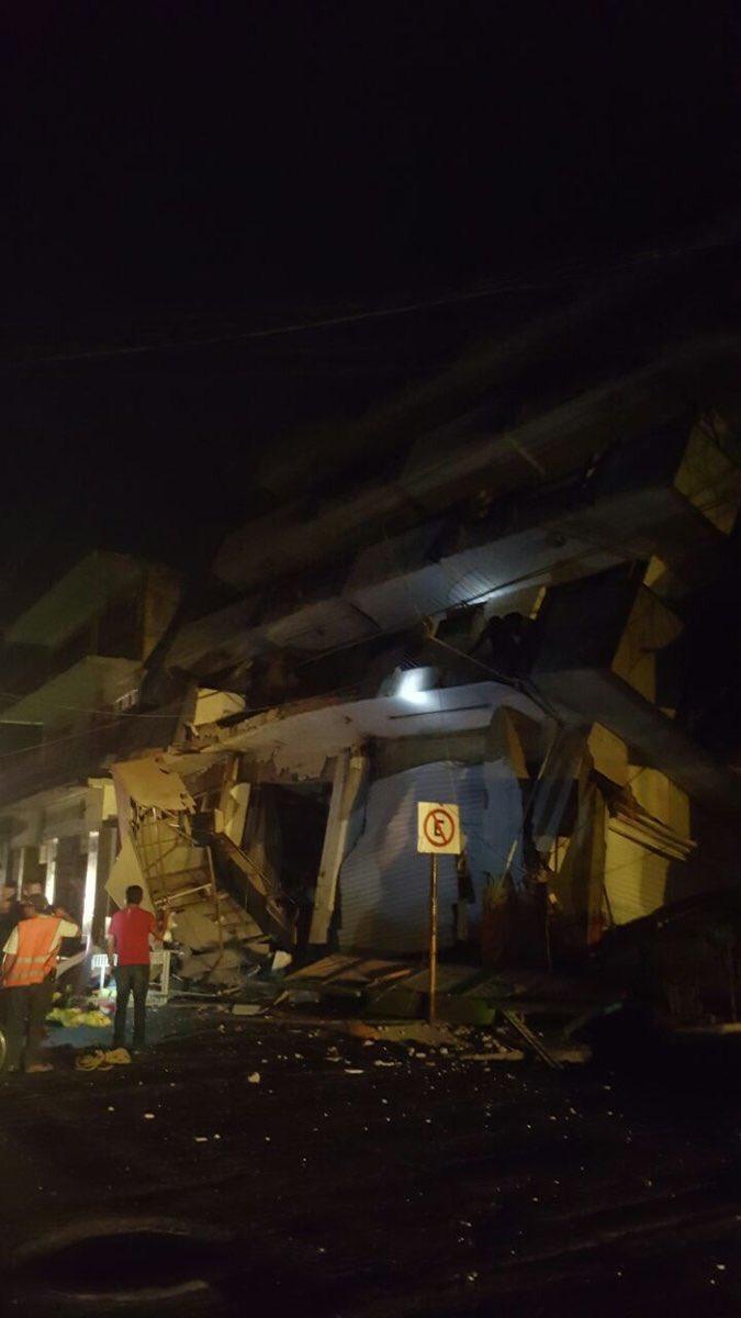 Emergencia en vivo | Terremoto de magnitud 8.2 en México, alerta de tsunami emitida imagen 6