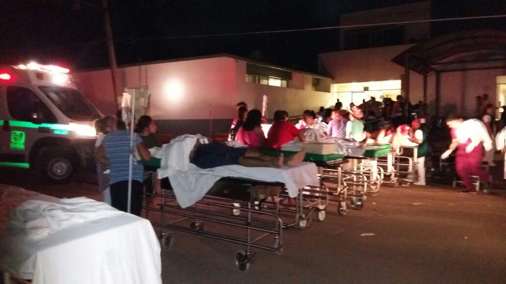 Emergencia en vivo | Terremoto de magnitud 8.2 en México, alerta de tsunami emitida imagen 3