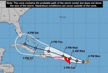 Hurricane Irma: the EU mobilises its emergency response instruments